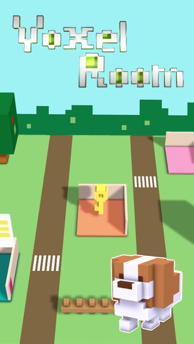 脱出ゲーム VOXEL ROOMのスクリーンショット_1
