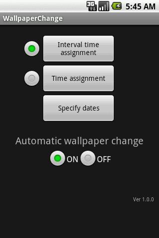Wallpaper Changeのスクリーンショット_1