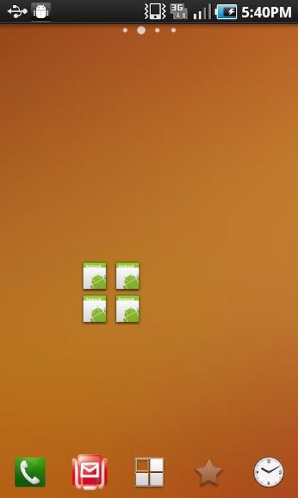 IconChangeWidgetLiteのスクリーンショット_2
