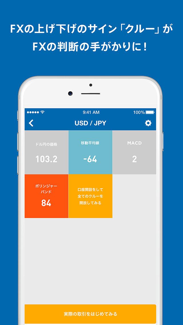 FXクルー 初心者が最速でFXを学べるアプリのスクリーンショット_2