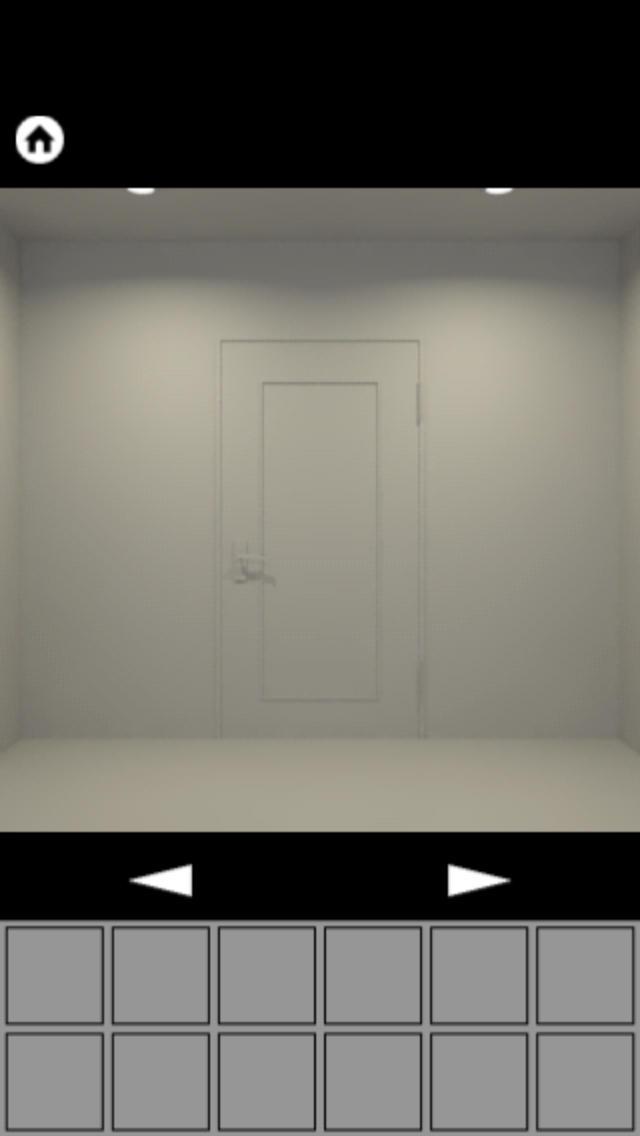 脱出ゲーム WHITE ROOMのスクリーンショット_1