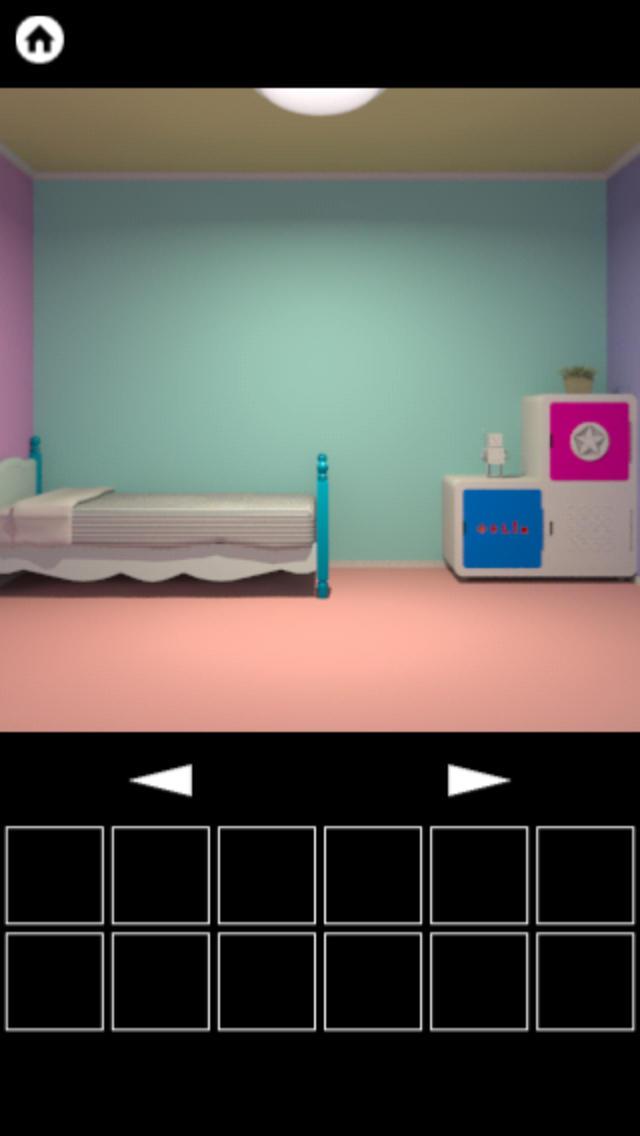 脱出ゲーム KIDS ROOMのスクリーンショット_1