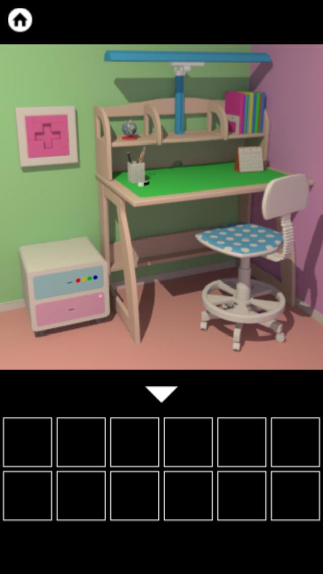 脱出ゲーム KIDS ROOMのスクリーンショット_2