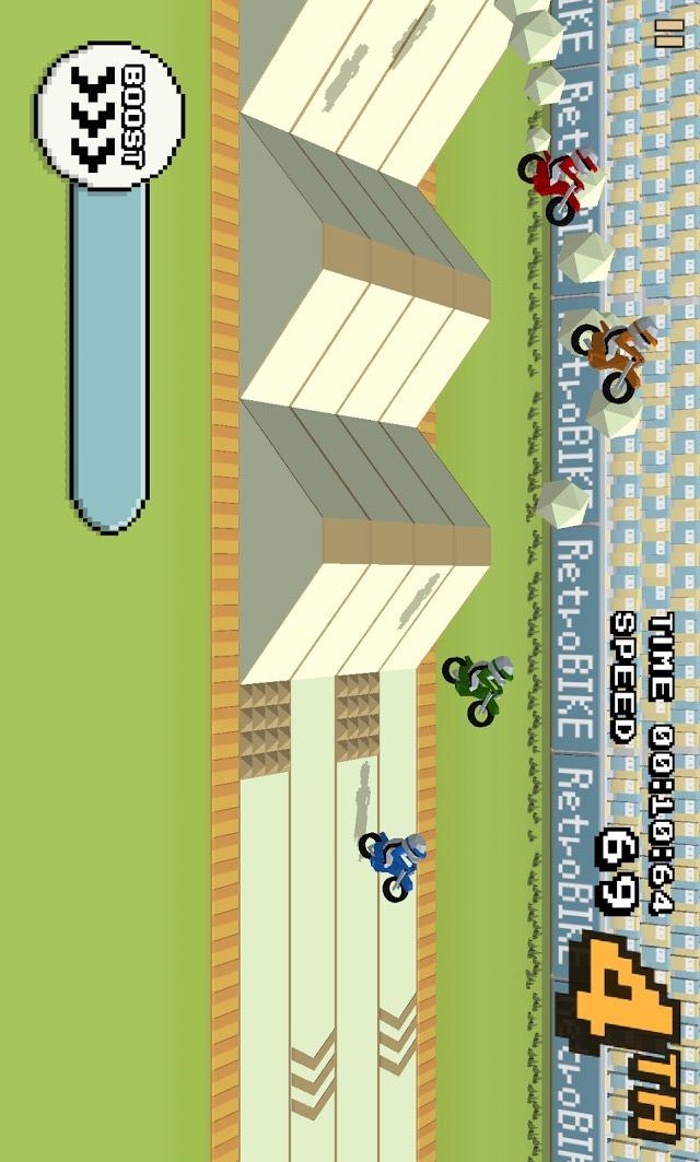 RetroBikeのスクリーンショット_3