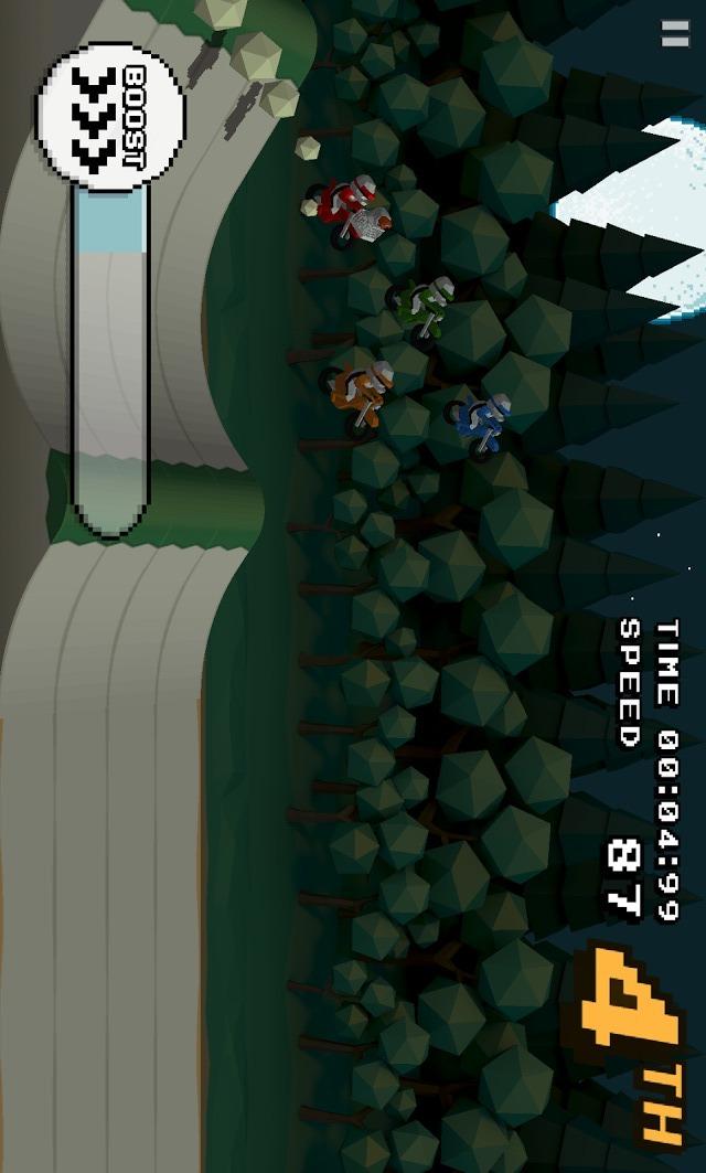 RetroBikeのスクリーンショット_5