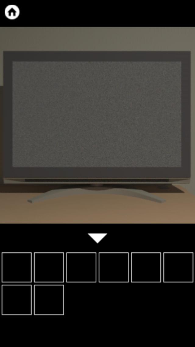 脱出ゲーム 霊のいる部屋のスクリーンショット_2