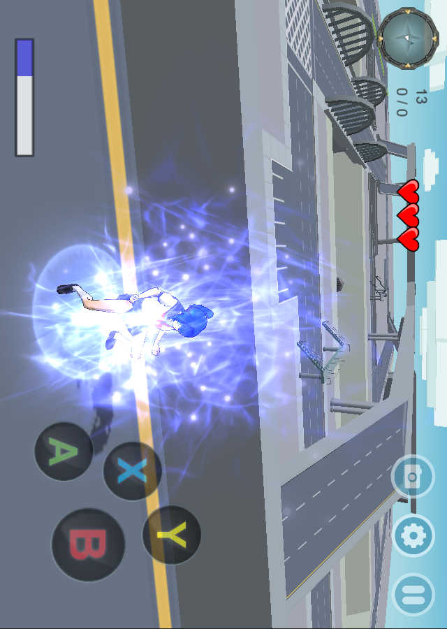 HighSchool Simulator Battleのスクリーンショット_4