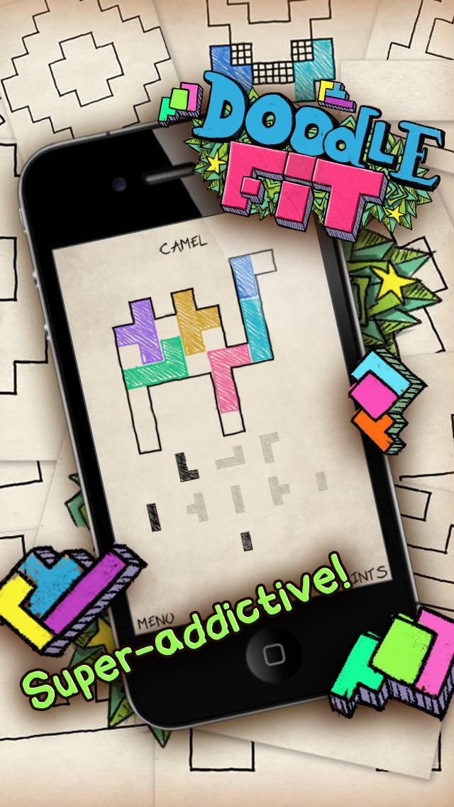 Doodle Fitのスクリーンショット_1