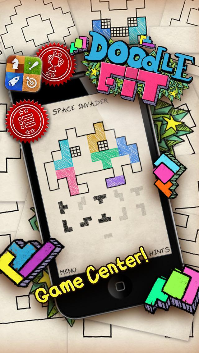 Doodle Fitのスクリーンショット_4