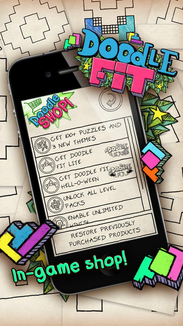 Doodle Fitのスクリーンショット_5