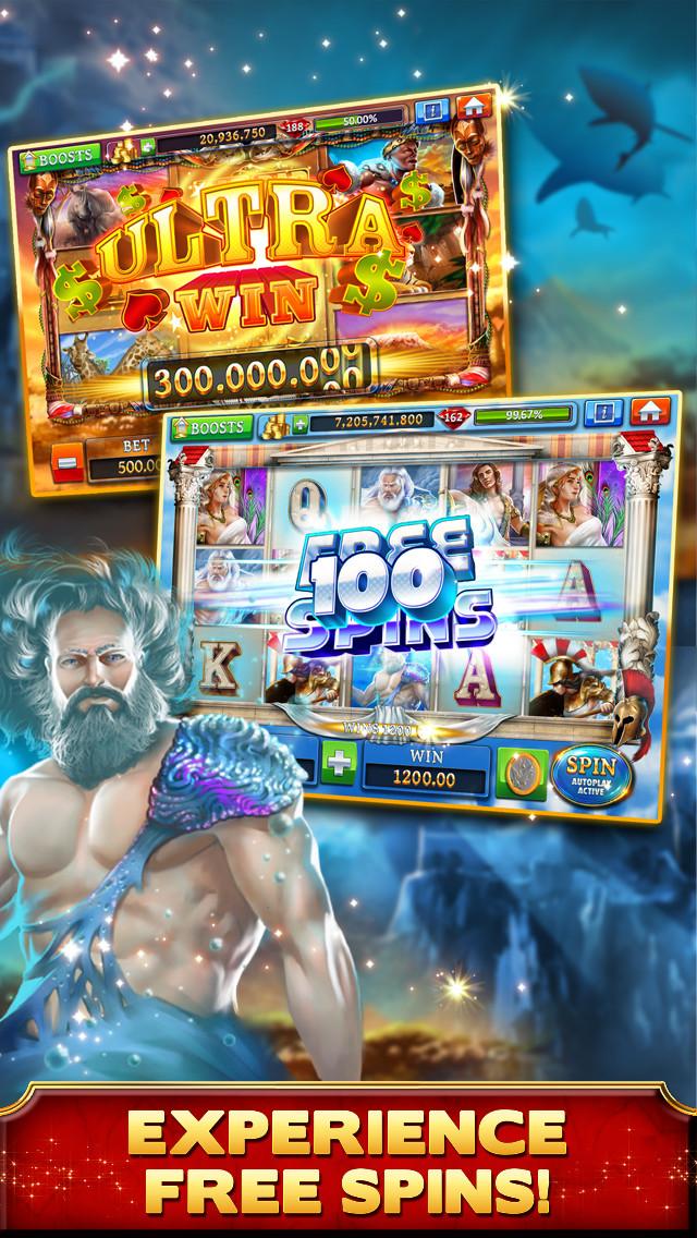 Casino Games: Slots Adventureのスクリーンショット_1