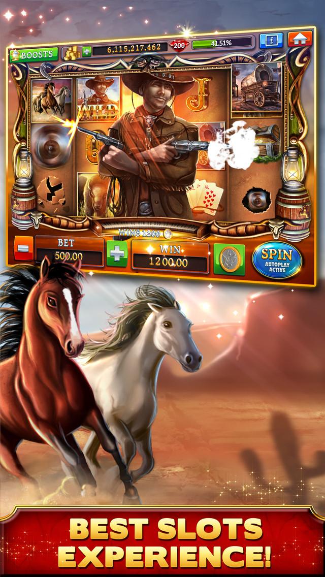 Casino Games: Slots Adventureのスクリーンショット_2