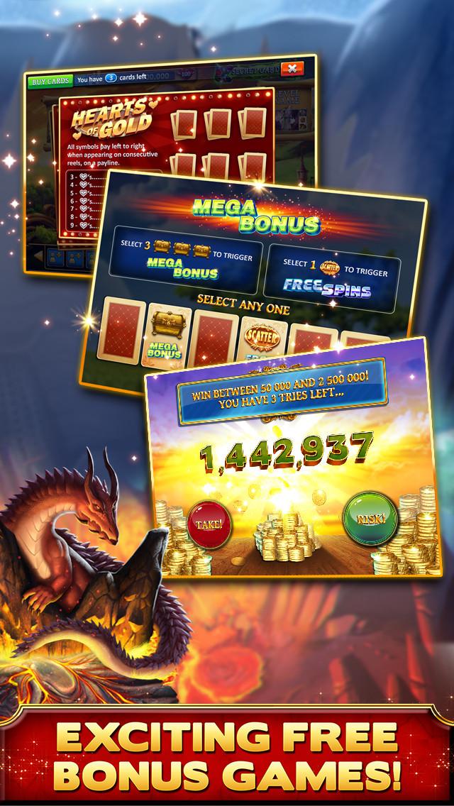 Casino Games: Slots Adventureのスクリーンショット_3