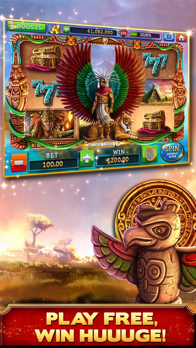 Casino Games: Slots Adventureのスクリーンショット_5
