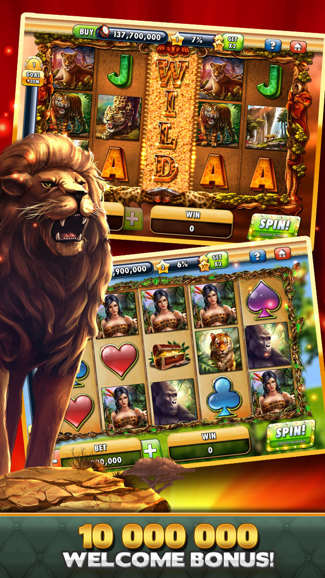 Slot Machines - Free Slot Games and Vegas Casino Jackpotsのスクリーンショット_1