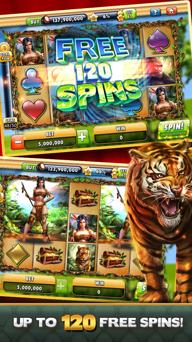 Slot Machines - Free Slot Games and Vegas Casino Jackpotsのスクリーンショット_2