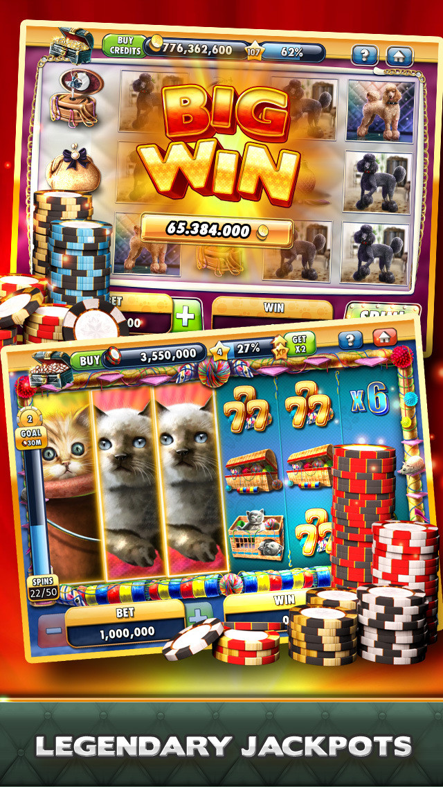 Slot Machines - Free Slot Games and Vegas Casino Jackpotsのスクリーンショット_3