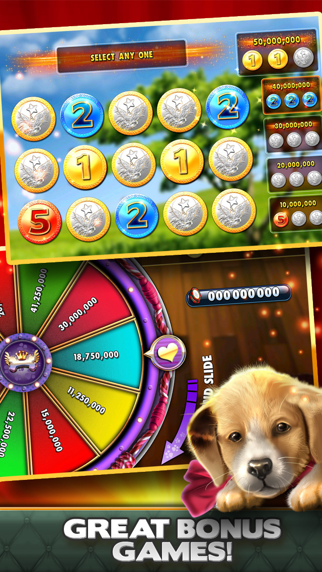 Slot Machines - Free Slot Games and Vegas Casino Jackpotsのスクリーンショット_4