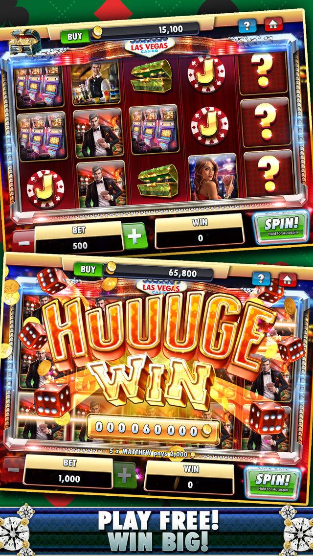 Las Vegas Slot Machines - FREE Slots Games & Jackpots!のスクリーンショット_1