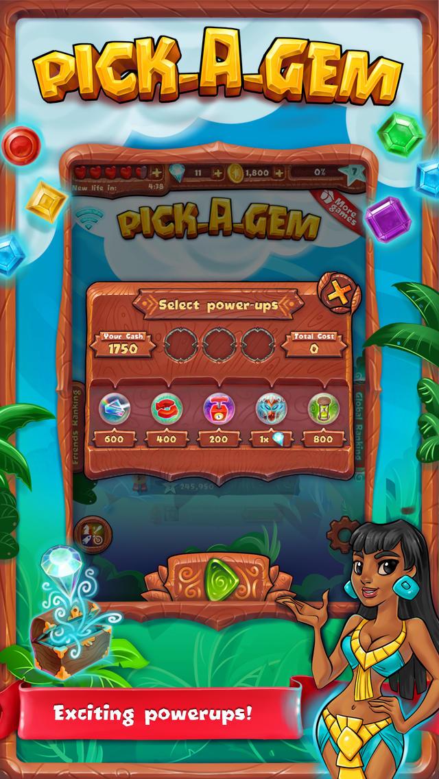 Pick-A-Gemのスクリーンショット_2