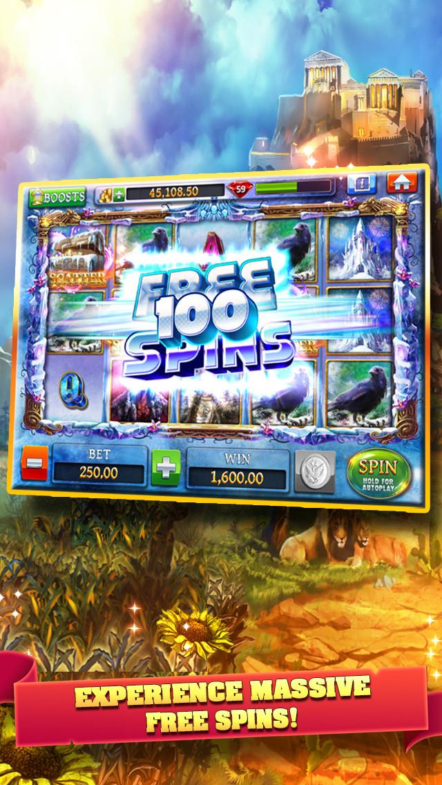 Slots: Slot Machine Adventuresのスクリーンショット_1