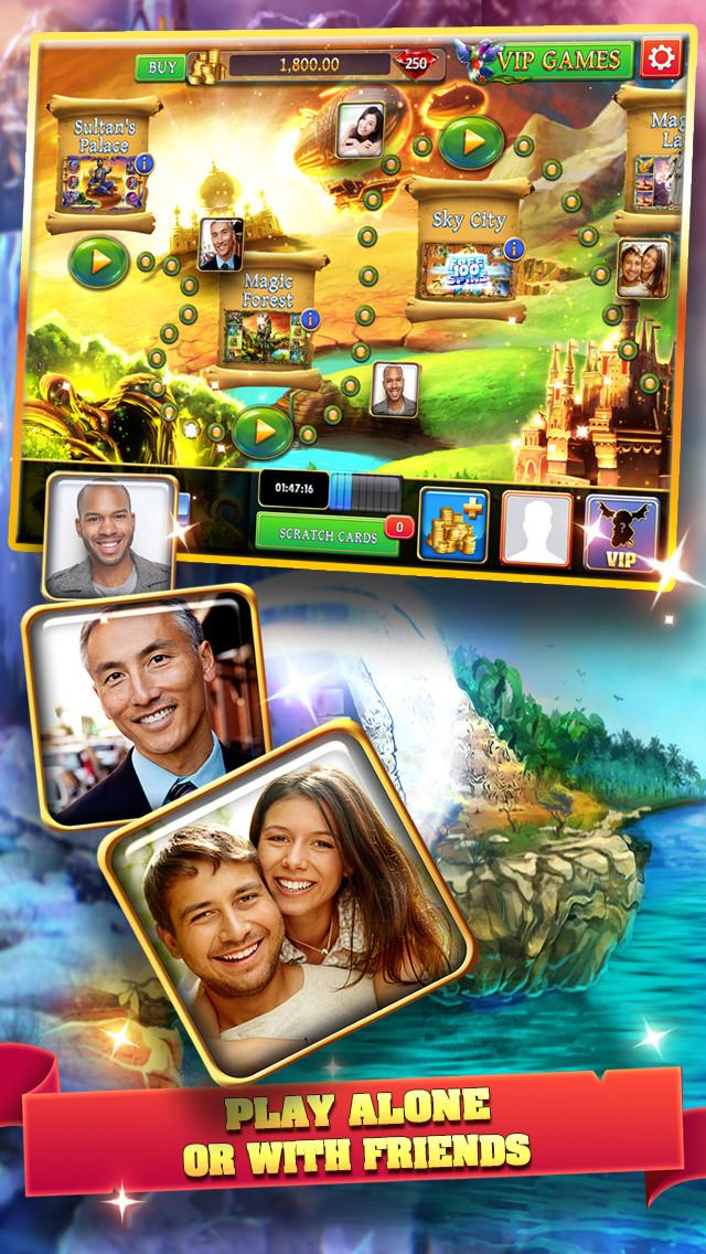 Slots: Slot Machine Adventuresのスクリーンショット_4