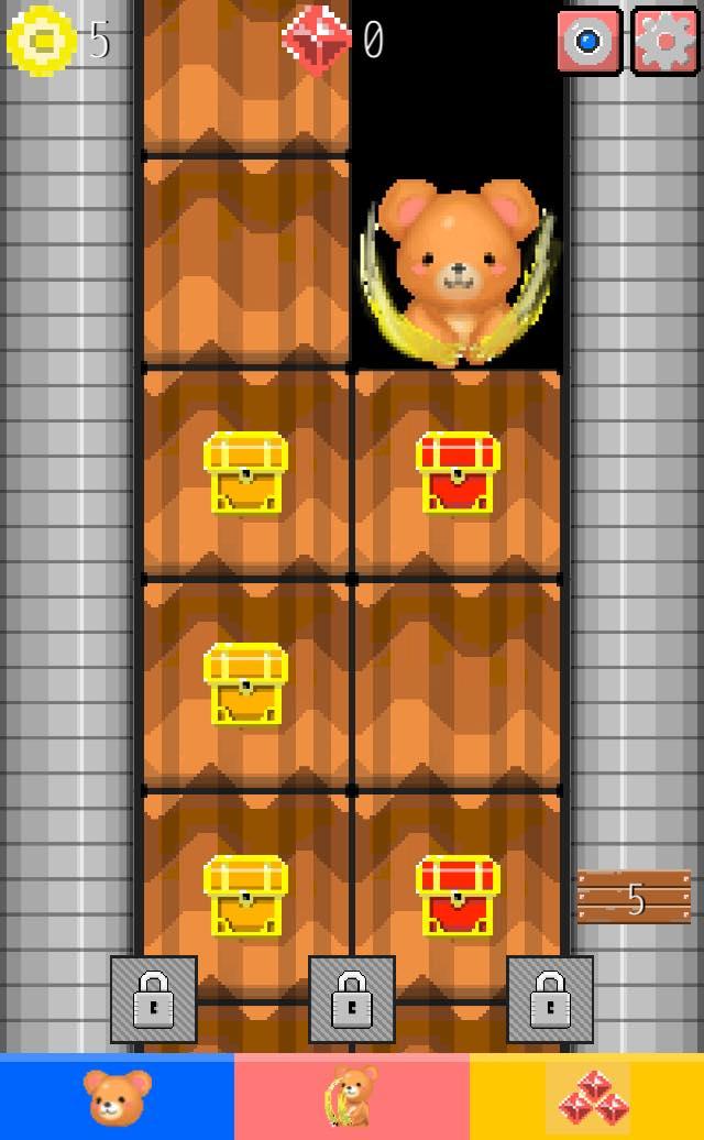 育成RPG くまのボニー 大人気の無料ゲームのスクリーンショット_2