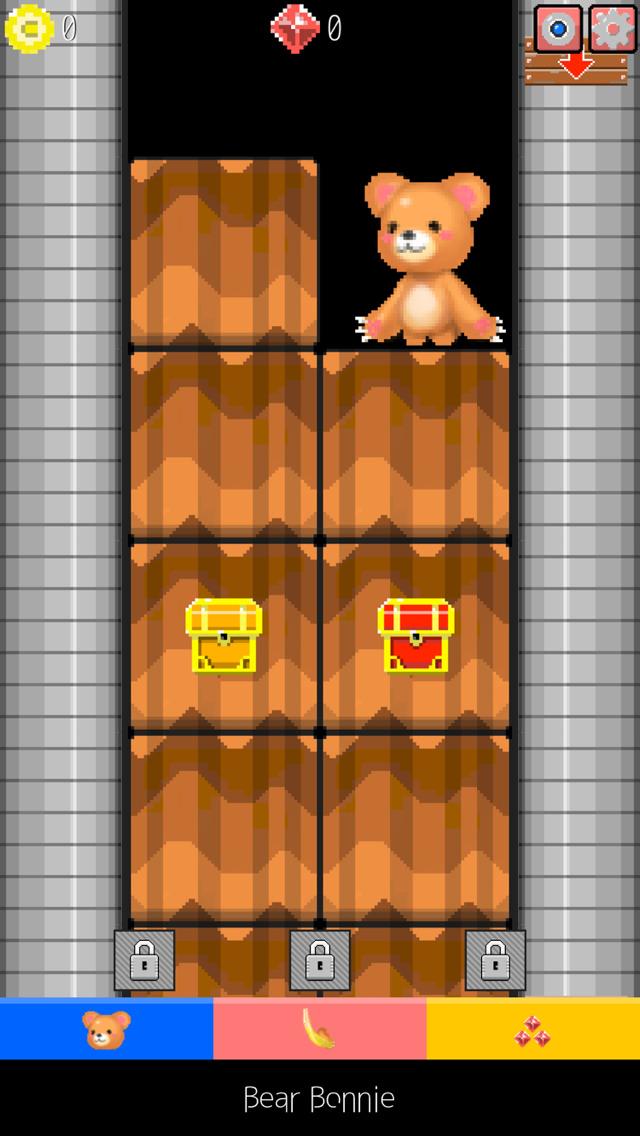無料育成RPG-くまのボニー 大人気暇つぶし脱出ゲームのスクリーンショット_2