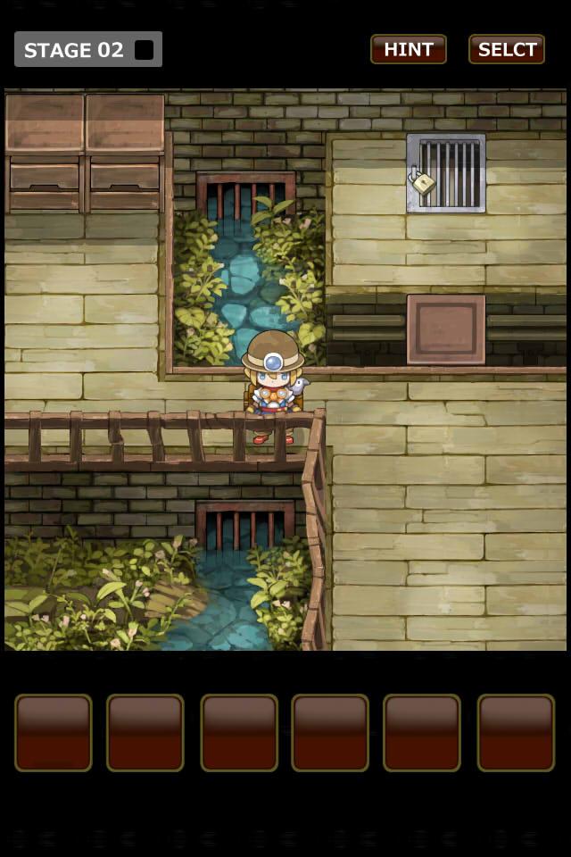 脱出ゲーム SLIDE PRINCESSのスクリーンショット_2