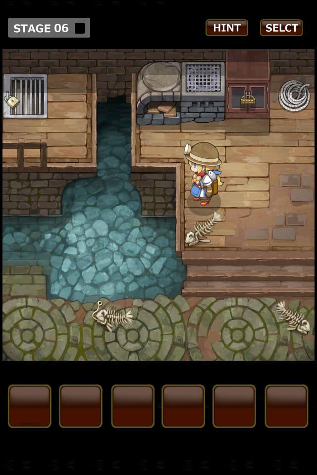 脱出ゲーム SLIDE PRINCESSのスクリーンショット_4
