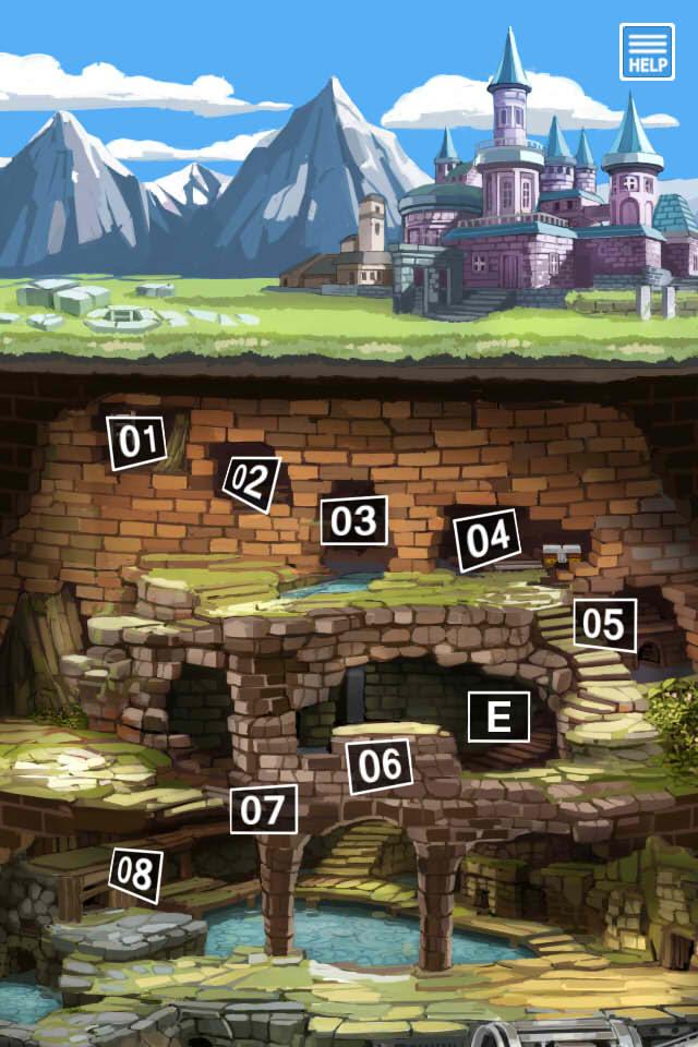 脱出ゲーム SLIDE PRINCESSのスクリーンショット_5