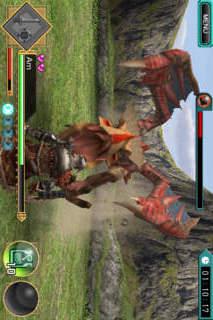 モンスターハンター Dynamic Huntingのスクリーンショット_3