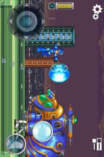 ロックマンXのスクリーンショット_1