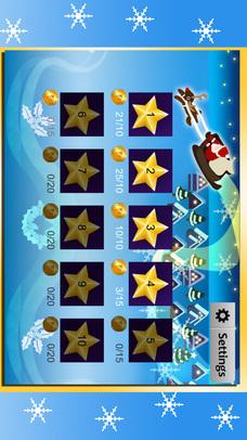 サンタクロースVS雪だるま - クリスマスのジャンプゲームのスクリーンショット_3