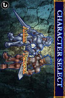 魔界村騎士列伝IIのスクリーンショット_2