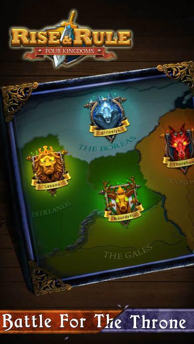 Rise & Rule: Battle for Throneのスクリーンショット_1