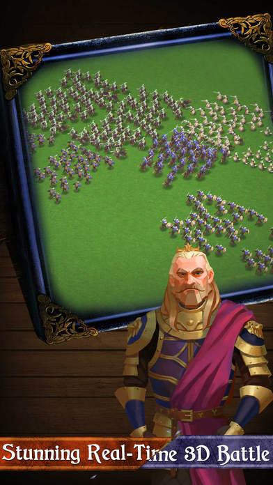 Rise & Rule: Battle for Throneのスクリーンショット_2