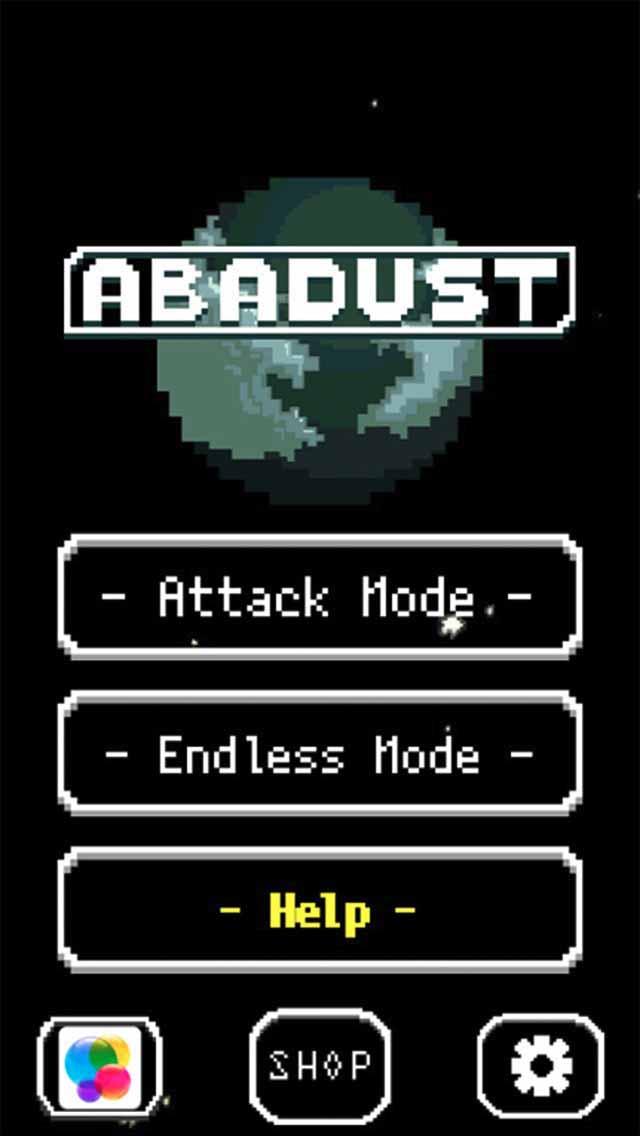 ABADUST (アバダスト)のスクリーンショット_1