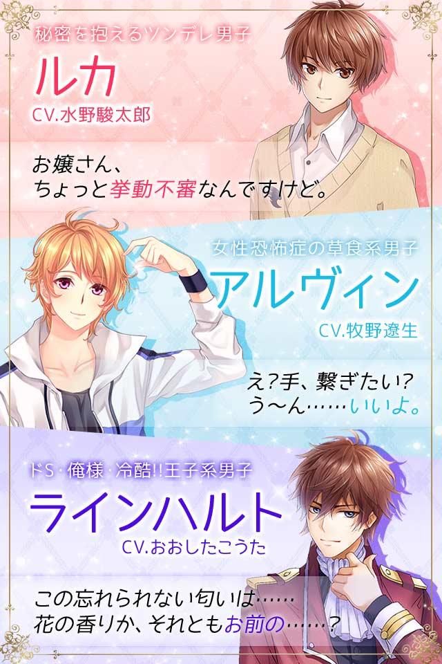 ロマンチックダイアリー~恋愛RPG~のスクリーンショット_4