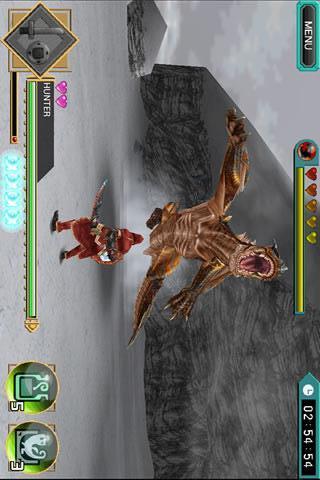 モンスターハンター Dynamic Huntingのスクリーンショット_4