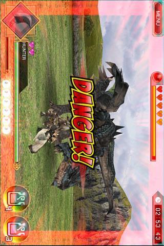 モンスターハンター Dynamic Huntingのスクリーンショット_5