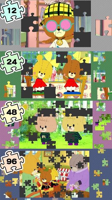 がんばれ!ルルロロのジグソーパズル 2のスクリーンショット_4