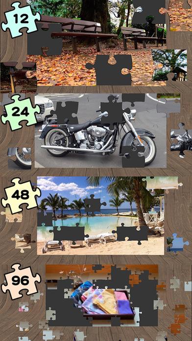 ジグソーパズル 無料で360パズルも遊べる写真のジグソーのスクリーンショット_4