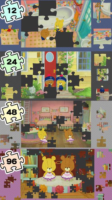 がんばれ!ルルロロのジグソーパズルのスクリーンショット_4