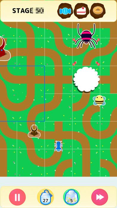 クルクルパズル 〜 ありんこチップの大冒険 〜 アリクルのスクリーンショット_4