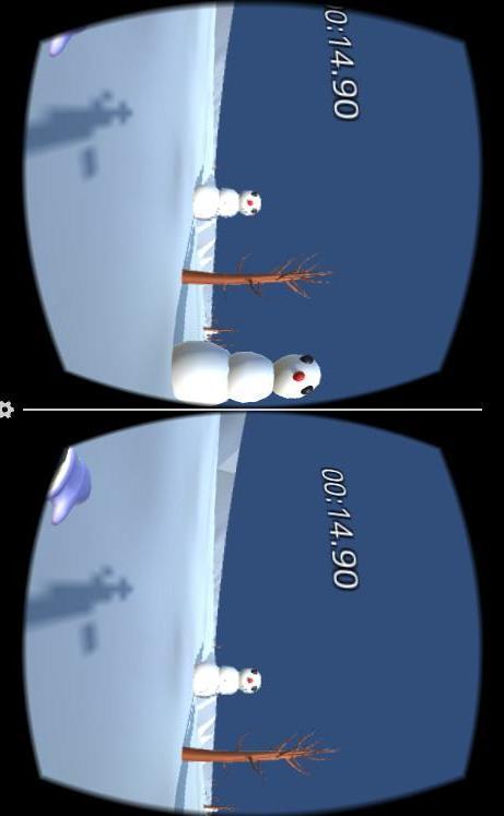VRスノーボードのスクリーンショット_2