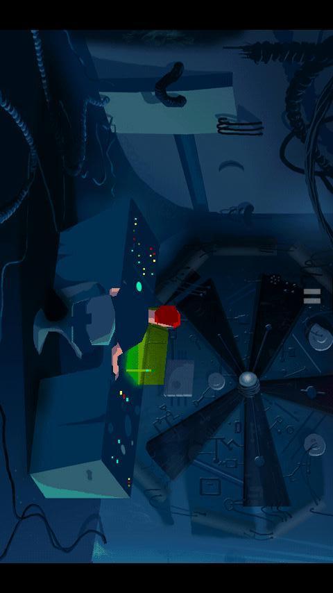 アウターワールド -Another World-のスクリーンショット_1