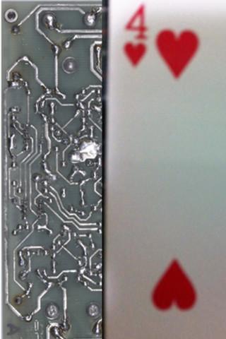 Magic Card for iPhoneのスクリーンショット_1