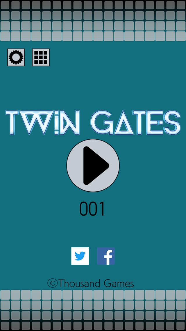 TWIN GATES(ツインゲート)のスクリーンショット_1