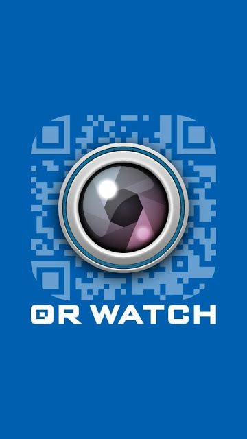 QR WATCH QRコードリーダー/バーコードリーダーのスクリーンショット_1